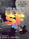 Year's Best SF 4: No. 4 (Year's Best SF (Science Fiction)) - David G. Hartwell, Alexander Jablokov, Gregory Benford, Norman Spinrad