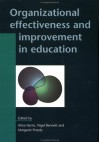Organizational Effectiveness And Improvement In Education - Alma Harris