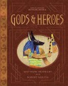 Encyclopedia Mythologica: Gods And Heroes - Matthew Reinhart, Robert Sabuda