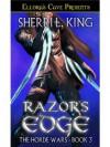 Razor's Edge: 3 (Horde Wars) - Sherri L. King