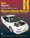 Geo Storm 1990 thru 1993 - John Haynes, John Haynes
