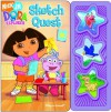 Nickelodeon Dora the Explorer: Sketch Quest - Bridget Joyce, Susan Hall