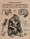 Animal Drawing: Anatomy and Action for Artists (Dover Anatomy for Artists) - Charles Knight