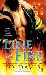 Line of Fire (Firefights of Station Five, #4) - Jo Davis