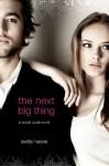 The Next Big Thing - Sadie Hayes
