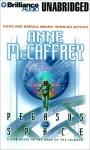 Pegasus in Space (Audio) - Anne McCaffrey, Sharon Williams