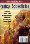 The Magazine of Fantasy and Science Fiction, Nov/Dec 2012 - Gordon Van Gelder, Naomi Kritzer, Robert Reed, Alan Dean Foster, Ron Goulart, Steven Popkes, Lewis Shiner, K.J. Kabza, Albert E. Crowdrey, Alter S. Reiss, Chris Willrich