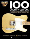 100 Country Lessons - Guitar Lesson Goldmine Series (Book/CD) - Chad Johnson, Troy Nelson