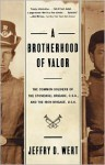 A Brotherhood Of Valor: The Common Soldiers Of The Stonewall Brigade C S A And The Iron Brigade U S A - Jeffry D. Wert