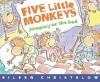Five Little Monkeys Jumping on the Bed (A Five Little Monkeys Story) - Eileen Christelow