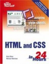 Sams Teach Yourself HTML and CSS in 24 Hours - Dick Oliver, Michael Morrison