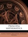 Principia mathematica - Bertrand Russell, Alfred North Whitehead