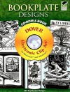 Bookplate Designs CD-ROM and Book - Carol Belanger Grafton