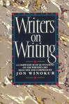 Writers On Writing - Jon Winokur