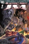 Blackest Night: JSA #1 - James Robinson, Eddy Barrows, Marcos Marz