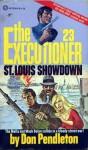 St. Louis Showdown - Don Pendleton