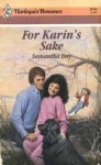 For Karin's Sake - Samantha Day