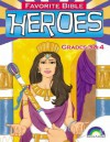 Favorite Bible Heroes Grades 3-4 - Mary Rose Pearson