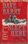 Dave Barry Slept Here (Audio) - Dave Barry