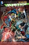 Justice League, Vol. 3: Throne of Atlantis - Geoff Johns