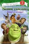 Shrek the Third: Friends and Foes (Spanish edition): Amigos y enemigos - Catherine Hapka, Steven E. Gordon
