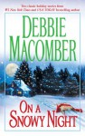 On a Snowy Night: The Christmas BasketThe Snow Bride - Debbie Macomber