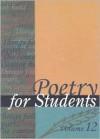 Poetry for Students, Volume 12 - Jennifer Smith, Elizabeth Thomason, David Kelly