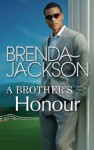 A Brother's Honour (The Grangers - Book 1) - Brenda Jackson