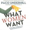 What Women Want: The Global Marketplace Turns Female-Friendly - Paco Underhill, Mike Chamberlain
