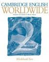 Cambridge English Worldwide Workbook 2 - Andrew Littlejohn, Diana Hicks, Littlejohn Andrew