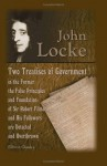 Two Treatises of Government. 5th Edition - John Locke