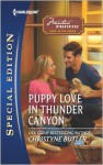 Puppy Love in Thunder Canyon - Christyne Butler