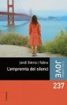 L'empremta del silenci - Jordi Sierra i Fabra