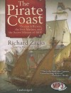 The Pirate Coast: Thomas Jefferson, the First Marines & the Secret Mission of 1805 - Richard Zacks, Raymond Todd