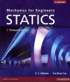 Mechanics for Engineers Statics SI Edition, Plus MasteringEngineering with Etext and the Accompanying Study Pack - Russell C. Hibbeler, Kai Beng Yap