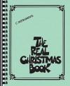 Real Christmas Book - Hal Leonard Publishing Company
