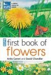 Rspb First Book of Flowers - Anita Ganeri
