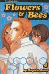 Flowers & Bees, Volume 4 - Moyoco Anno