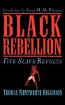 Black Rebellion: Five Slave Revolts - Thomas Wentworth Higginson