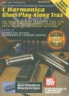 C Harmonica Blues Play-Along Trax [With 2 CD's and Booklet] - David B. Barrett