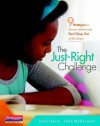 The Just-Right Challenge: 9 Strategies to Ensure Adolescents Don't Drop Out of the Game - Stephanie J Quate, John McDermott