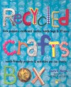 Recycled Crafts Box - Laura C. Martin