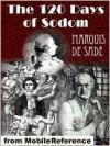 The 120 Days of Sodom - Marquis de Sade, Richard Seaver, Austryn Wainhouse
