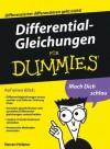 Differentialgleichungen Fr Dummies - Steven Holzner, Judith Muhr