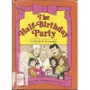 The Half-Birthday Party - Charlotte Pomerantz, DyAnne DiSalvo-Ryan