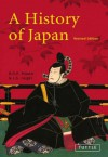 A History of Japan: Revised Edition - Richard Mason, John Caiger