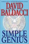 Simple Genius (King & Maxwell) - David Baldacci