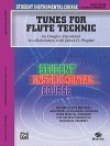 Student Instrumental Course, Tunes for Flute Technic, Level III (Student Instrumental Course) - Douglas Steensland, James D. Ployhar