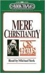 Mere Christianity (Audio) - C.S. Lewis