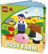 Lego Duplo Read and Build - Busy Farm - Dawn Sirett